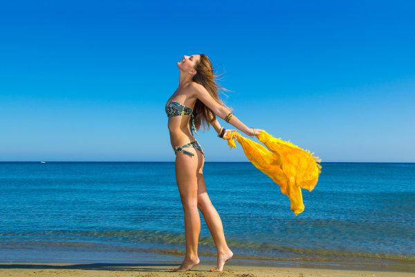 Summer Beach Body